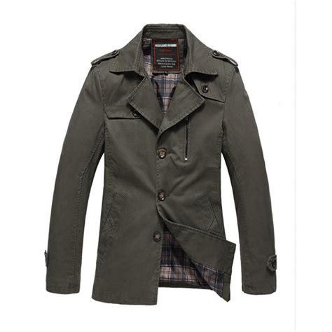 Buy 2014 Mens Winter Fashion Jacket Business Casual Outerwear Jacket   BazaarGadgets.com