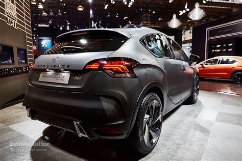 future ferrari new ds4 and ds4 crossback prices announced autoevolution