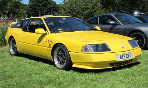 Renault Alpine Gta by 1989 Renault Alpine Gta Partsopen