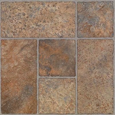 armstrong flooring peel and stick tiles armstrong stylistik ii 12 in x 12 in bodden bay peel and stick vinyl tile flooring 45 sq ft