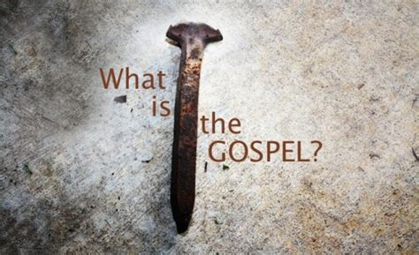 What Is The Gospel Of God?  Abiding Walk