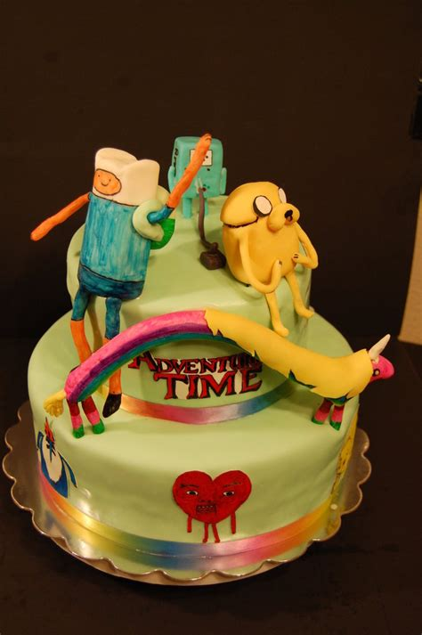 adventures in cake decorating adventure time cake ideas www imgkid the image kid