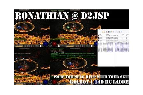 Diablo 2 kolbot | Guide:Sparkly Chests v1 10, by Quickdeath  2019-05-02