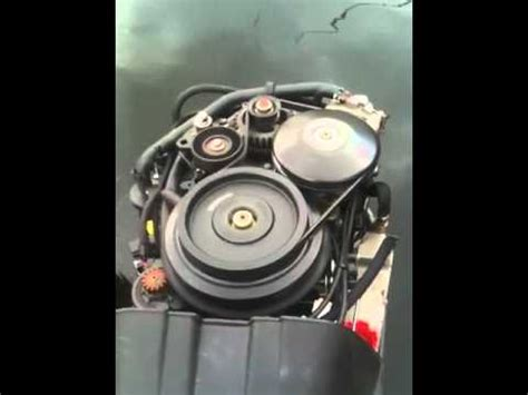 Mercury Outboard Motor Knocking Noise by Mercury Outboard Motor With In Block Doovi