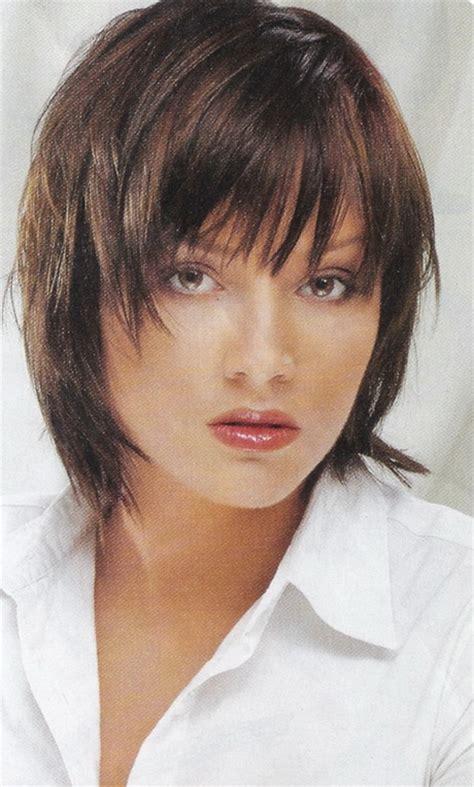medium length shag haircuts
