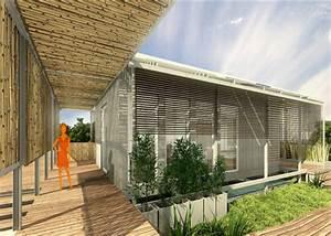 Solar Powered Brazilian Ek House Is A Modular Smart Home