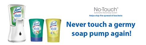 Amazon.com: Lysol No-Touch Hand Soap Refill, Moisturizing