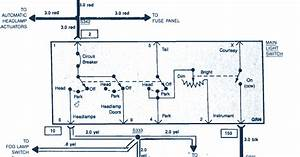 1984 Chevrolet Corvette Wiring Diagram