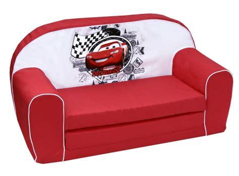 canapé lit cars disney canapé lit racing cars doudouplanet