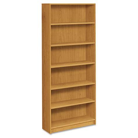 Hon Bookcase by Hon 1870 Series Bookcase Six Shelf 36w X 11 1 2d X 84h