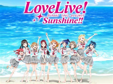 anime anime school idol festival aqours from