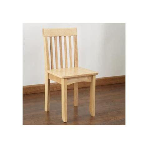 chaise en bois pas cher chaise en bois pour enfant couleur bois achat