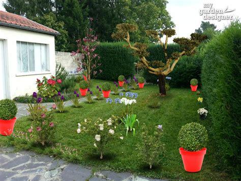 Amenager Un Jardin by Am 233 Nager Un Jardin Traditionnel Monjardin Materrasse