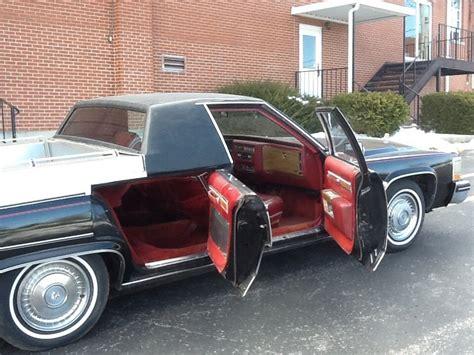 Cadillac Car For Sale by 1983 Cadillac Flower Car For Sale