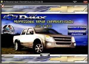 Manual De Taller Profesional Chevrolet Luv D