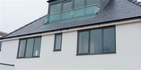 Grey Aluminium Windows & Bi-folding Doors