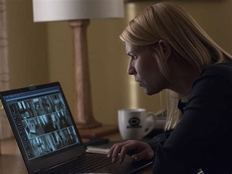 homeland season  episode  rebel rebel review worlds