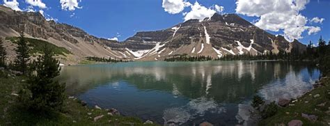 Scow Lake Uintas by Best 2011 Hiking Pictures Page 3