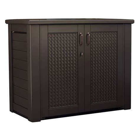 rona cuisine armoire patio chic storage cabinet by rubbermaid rona