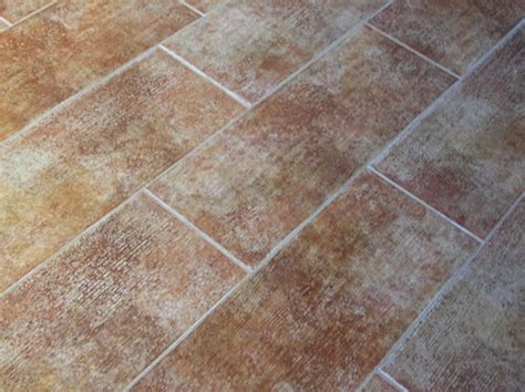 Maderas Encina Floor Tiles   Brown Mahogany Wood Effect