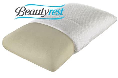 beautyrest truenergy firm memory foam pillow  gardner