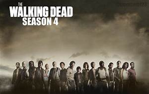 SEASON-4-COMPLETE-CAST-POSTER-The-Walking-Dead-the-walking ...