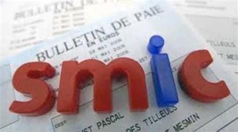 smic revalorisation de 0 93 au 1er janvier 2017 lextimes