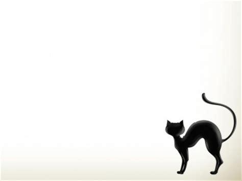 black cat   backgrounds   powerpoint templates
