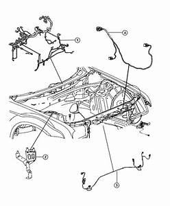 Dodge Challenger Wiring  Headlamp To Dash
