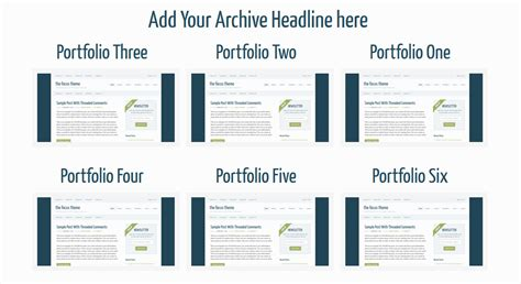 add portfolio custom post type to focus theme