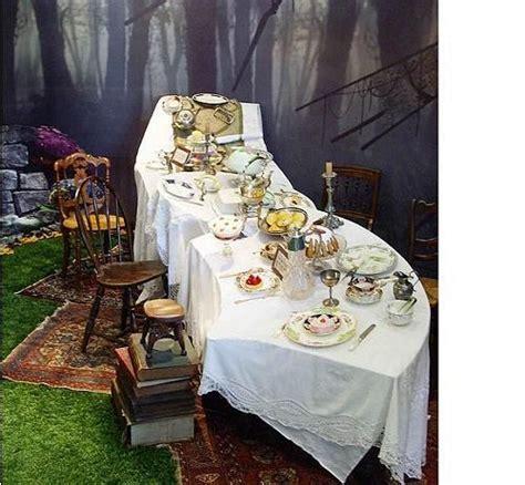 Im Wunderland Tisch by In Hochzeit Im Wunderland