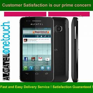 Alcatel One Touch 4030 Enter Sim Me Lock    Sim Network Unlock Pin