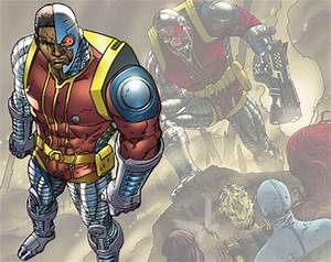 'Deathlok' Heading To AGENTS OF S.H.I.E.L.D.; Details On ...