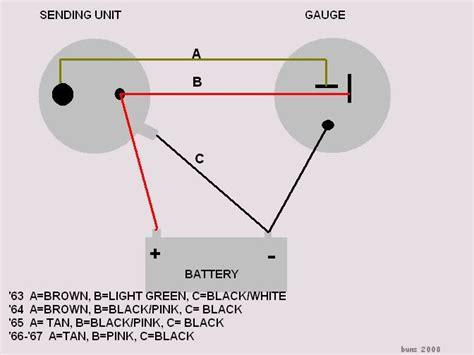 Fuel Sending Unit Wiring Question Corvetteforum