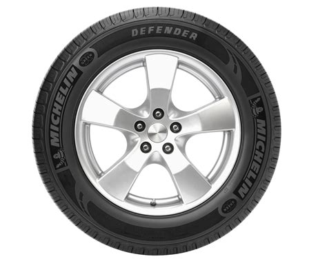 Michelin Defender Tires Aim To Save
