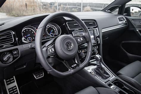 volkswagen golf 2017 interior review 2017 volkswagen golf r canadian auto review