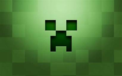 Wallpapers Minecraft Awesome Creeper Pc Paper Desktop