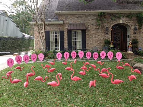 Tax Day Sale!!!  Flamingos 2 Go