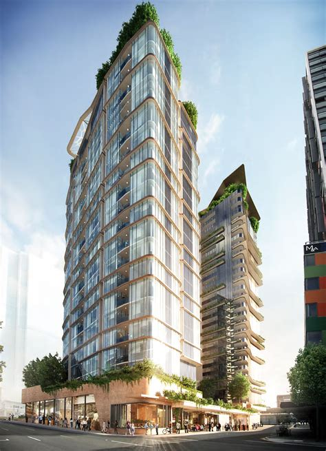 towers planned  austral motors site