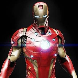 Slick IRON MAN Armor Designs by Mars — GeekTyrant