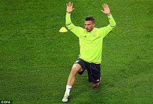 Lukas Podolski coy on international future as Germany ...