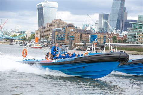 Jet Boat Voucher by Thames Jet Boat For Two Boating In