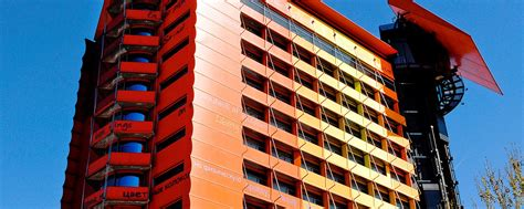Hotel Silken Puerta America In