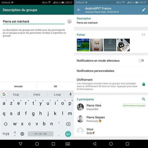 t 233 l 233 charger et installer facilement la derni 232 re version de whatsapp pour android