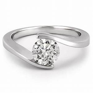 Floating diamond ring floating diamond engagement ring for Dimond wedding ring