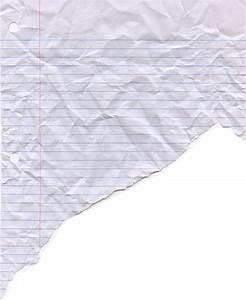 Torn Looseleaf Paper 1 by Cliffski on DeviantArt