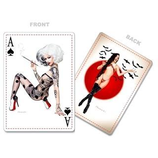 cosplay deck vampirella