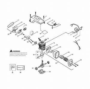35 Mcculloch 3200 Chainsaw Fuel Line Diagram