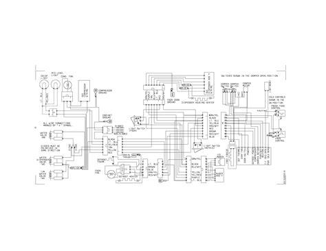 westinghouse refrigerator wiring diagram westinghouse refrigerator wiring diagram gallery wiring