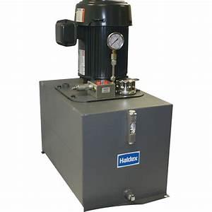 Haldex Ac Hydraulic Power System Self